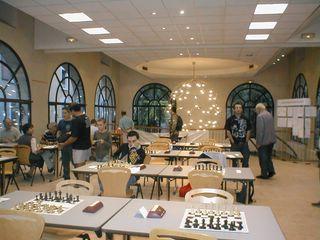 Bourgoin - La salle