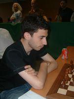 Laurent Fressibnet - (c) Nadir Bounzou
