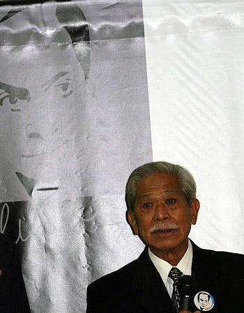 Florencio Campomanes ancien président de la FIDE