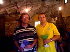 JC.Olivier et Ovidiu Foisor
