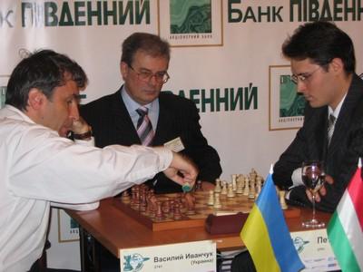 Leko - Ivanchuk