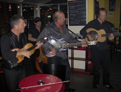 Orchestre Tzigane au Café I