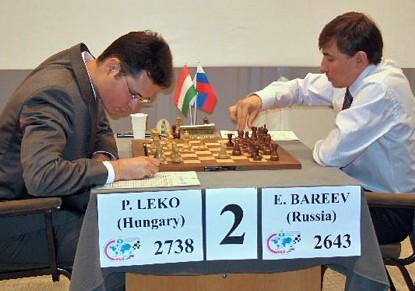 Leko - Bareev