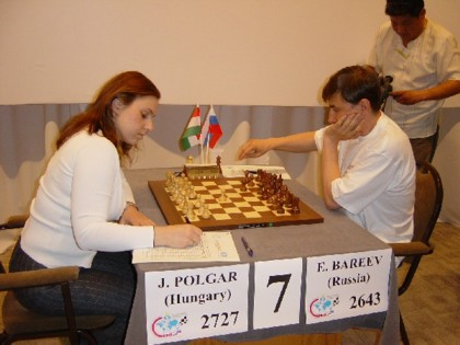 Polgar - Bareev