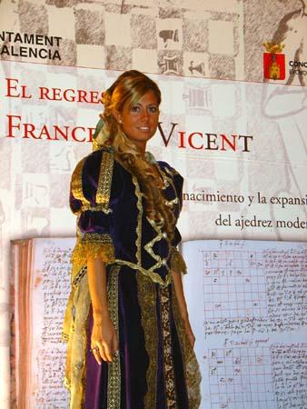 En mémoire de Francesch Vicent