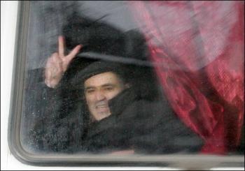 Kasparov arrêté