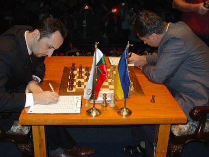 Ivanchuk - Topalov