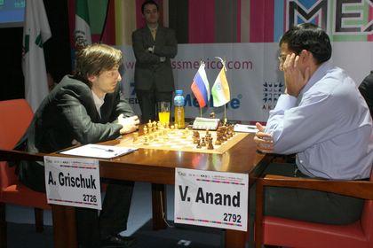 Grischuk - Anand
