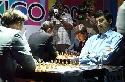 Morozevich - Kramnik