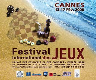L'affiche du festival