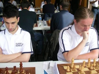 Laurent Fressinet et Liviu Nisipeanu