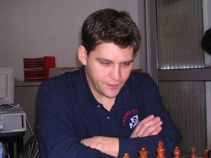 Vladislav Tkachiev premier échiquier de Cannes